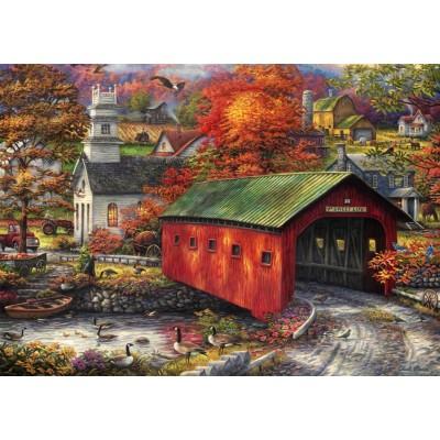 Puzzle  Grafika-T-00789 Chuck Pinson - The Sweet Life