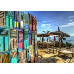 Puzzle  Grafika-T-00835 Windows on Paradise