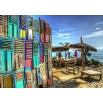 Puzzle  Grafika-T-00836 Windows on Paradise