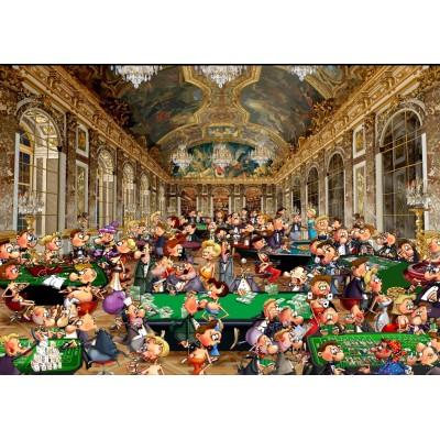 Puzzle  Grafika-T-00937 François Ruyer - Casino