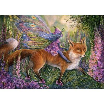 Puzzle  Grafika-T-00952 Foxglove Fairy