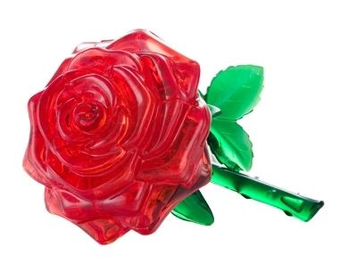 HCM-Kinzel-103113 Puzzle 3D - Rose