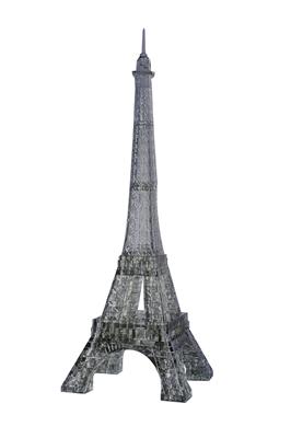HCM-Kinzel-59131 3D-Puzzle aus Plexiglas - Paris: Eiffelturm