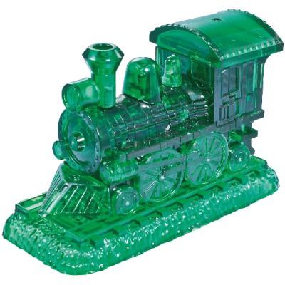 HCM-Kinzel-59149 3D-Puzzle aus Plexiglas - Lokomotive