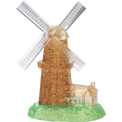 HCM-Kinzel-59169 3D Crystal Puzzle - Windmühle