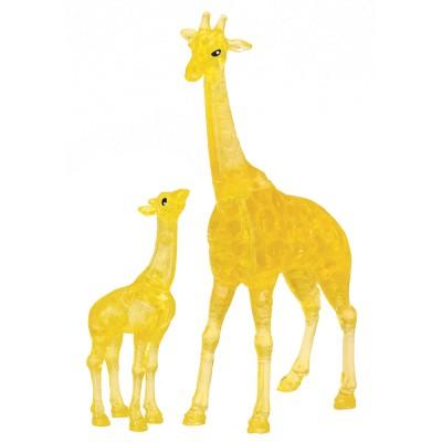 HCM-Kinzel-59177 3D Crystal Puzzle - Giraffenpaar