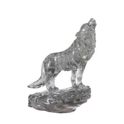 HCM-Kinzel-59181 3D Crystal Puzzle - Wolf Schwarz