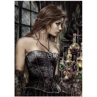 Puzzle  Heye-29198 Victoria Frances - Favole: Poison