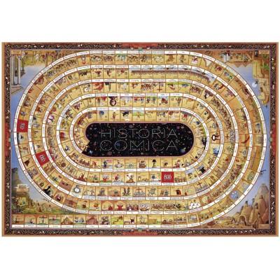Puzzle  Heye-29341 Marino Degano - Historia Comica: Opus 1
