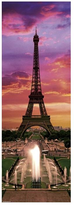 Puzzle Heye-29551 Nacht in Paris