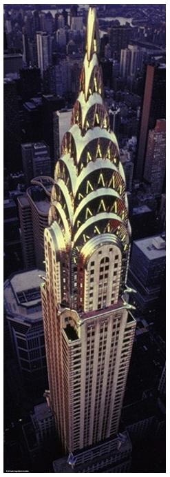 Puzzle  Heye-29552 Chrysler Building, New York