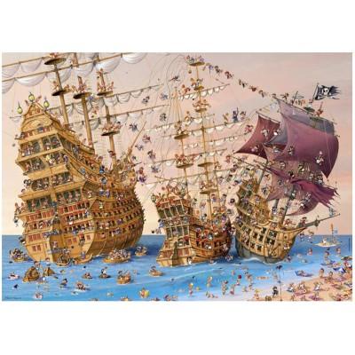 Puzzle Heye-29570 Korsaren