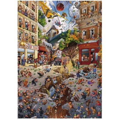 Puzzle Heye-29577 Jean-Jaques Loup: Apocalypse