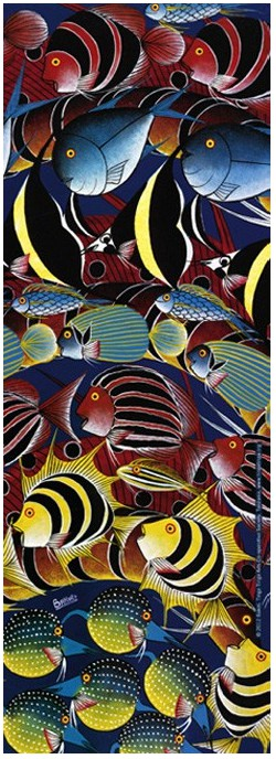 Puzzle  Heye-29583 Nangida: Tinga Tinga, Fische