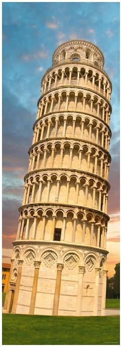 Puzzle Heye-29604 Turm von Pisa