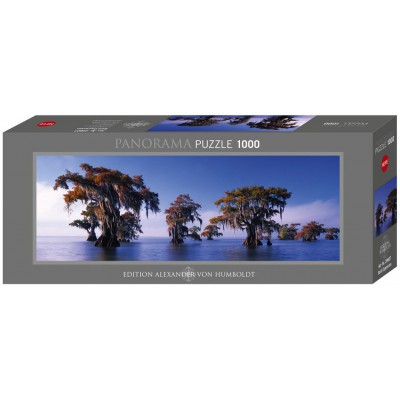Puzzle  Heye-29607 Alexander von Humboldt: Bald Cypresses