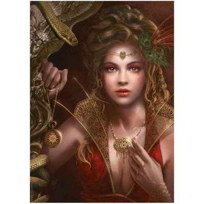 Puzzle  Heye-29614 Cris Ortega: Gold Jewellery