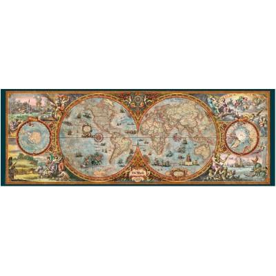 Puzzle Heye-29615 Rajko Zigic: Hemisphere Map