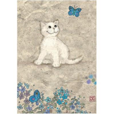 Puzzle  Heye-29626 Jane Crowther: Weiße Kätzchen