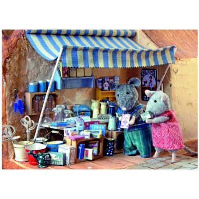 Puzzle  Heye-29659 Karina Schaapman: Market Stand