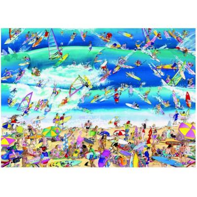 Puzzle Heye-29703 Blachon Roger: Surfing