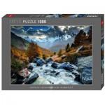 Puzzle  Heye-29712 Rafael Rojas: Mountain Stream