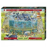 Puzzle  Heye-29777 Marino Degano: Ocean Habitat
