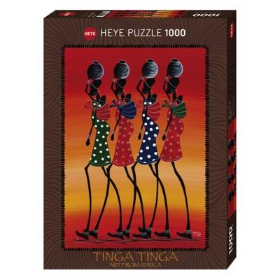Puzzle  Heye-29783 Tinga Tinga - Porters