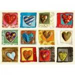 Puzzle  Heye-29807 Stefanie Steinmayer - Hearts You & Me