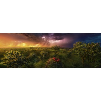 Puzzle Heye-29817 Marc Adamus - Stormy Horizon