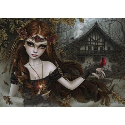 Puzzle  Heye-29829 Victoria Francés - Redbird