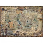 Puzzle  Heye-29847 Pirate World
