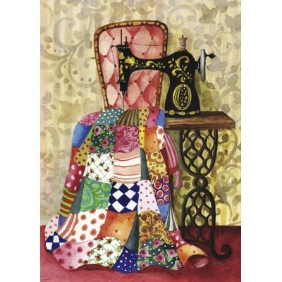Puzzle  Heye-29868 Gabila Rissone - Quilt
