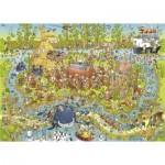 Puzzle  Heye-29870 Marino Degano - Australian Habitat