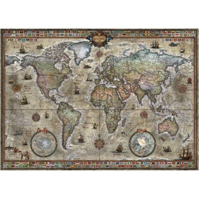 Puzzle Heye-29871 Rajko Zigic - Retro World