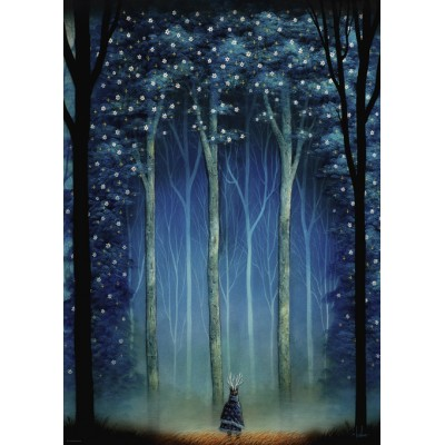 Puzzle Heye-29881 Andy Kehoe - Forest Cathedral