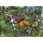 Puzzle  Heye-29886 Uli Oesterle - Gulliver