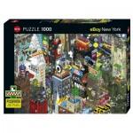 Puzzle  Heye-29914 eBoy - New York Quest