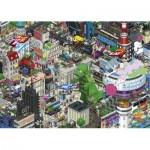 Puzzle  Heye-29915 eBoy - Berlin Quest