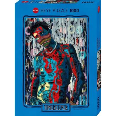 Puzzle Heye-29942 Timekeeper
