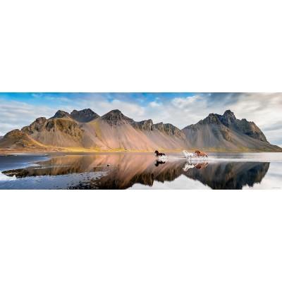 Puzzle  Heye-29946 Iceland Horses