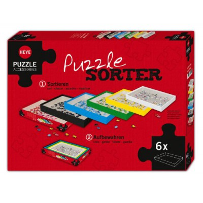 Heye-80590 6 Puzzle Sorter