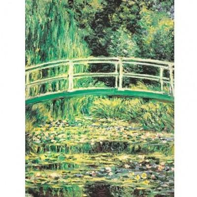 Puzzle  Impronte-Edizioni-051 Claude Monet - Water Lilies