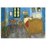 Puzzle  Impronte-Edizioni-057 Vincent Van Gogh - Vincents Schlafzimmer in Arles