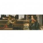 Puzzle  Impronte-Edizioni-073 Leonardo da Vinci - Verkündigung an Maria