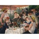 Puzzle  Impronte-Edizioni-089 Auguste Renoir - Das Frühstück der Ruderer