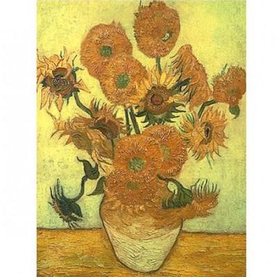 Puzzle  Impronte-Edizioni-091 Vincent Van Gogh - Sonnenblumen