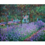 Puzzle  Impronte-Edizioni-094 Claude Monet - Monet's Garden at Giverny