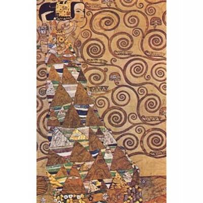 Puzzle  Impronte-Edizioni-232 Gustav Klimt - Das Warten