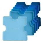 Puzzle  Jig-and-Puz-80001 6 Sortierkästen